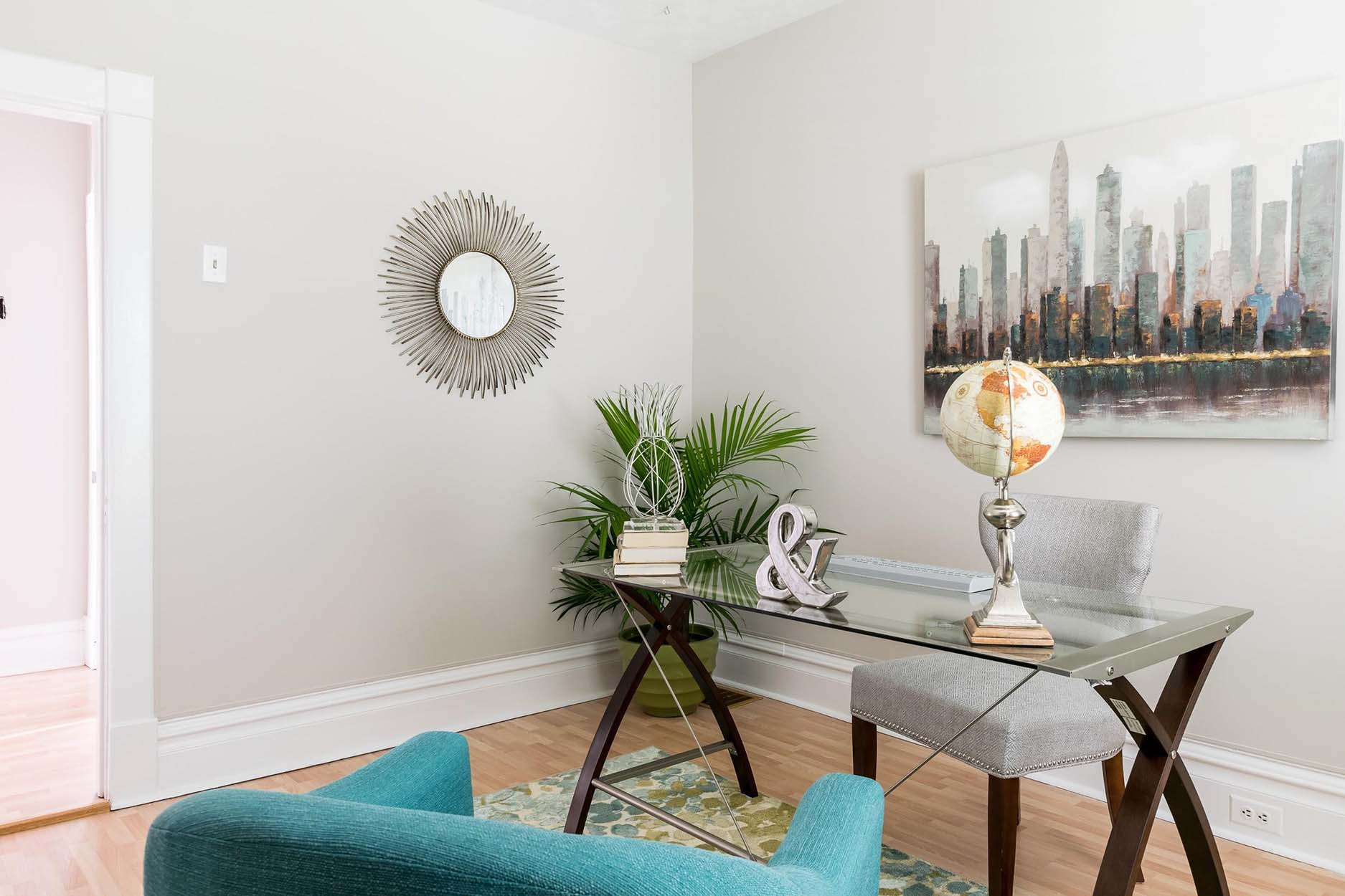 bedroom - staging your home to sell