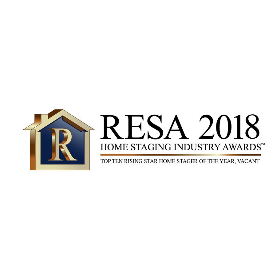 Staging That Sells 2018 RESA Finalist
